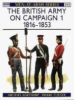 The British Army on Campaign (1)