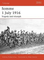 Somme 1 July 1916