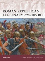 Roman Republican Legionary 298–105 BC