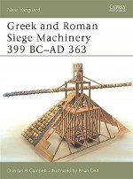 Greek and Roman Siege Machinery 399 BC–AD 363
